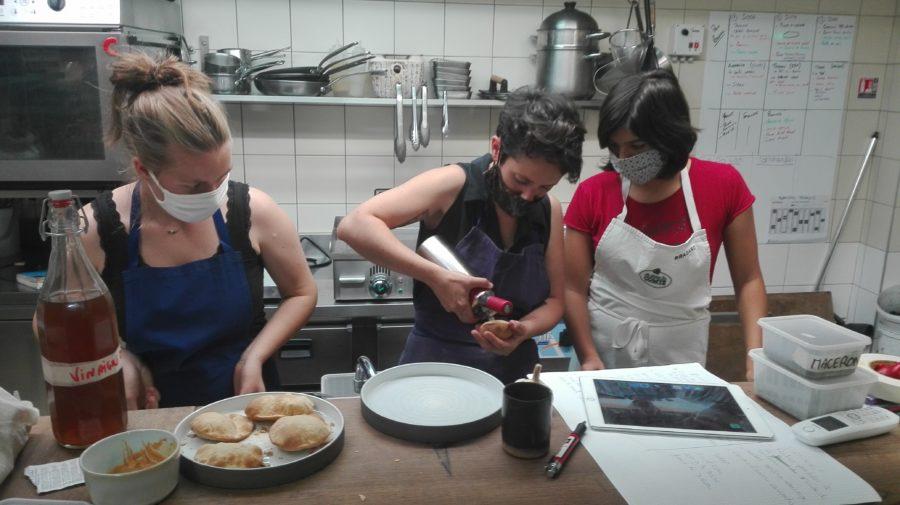 métier cuisine