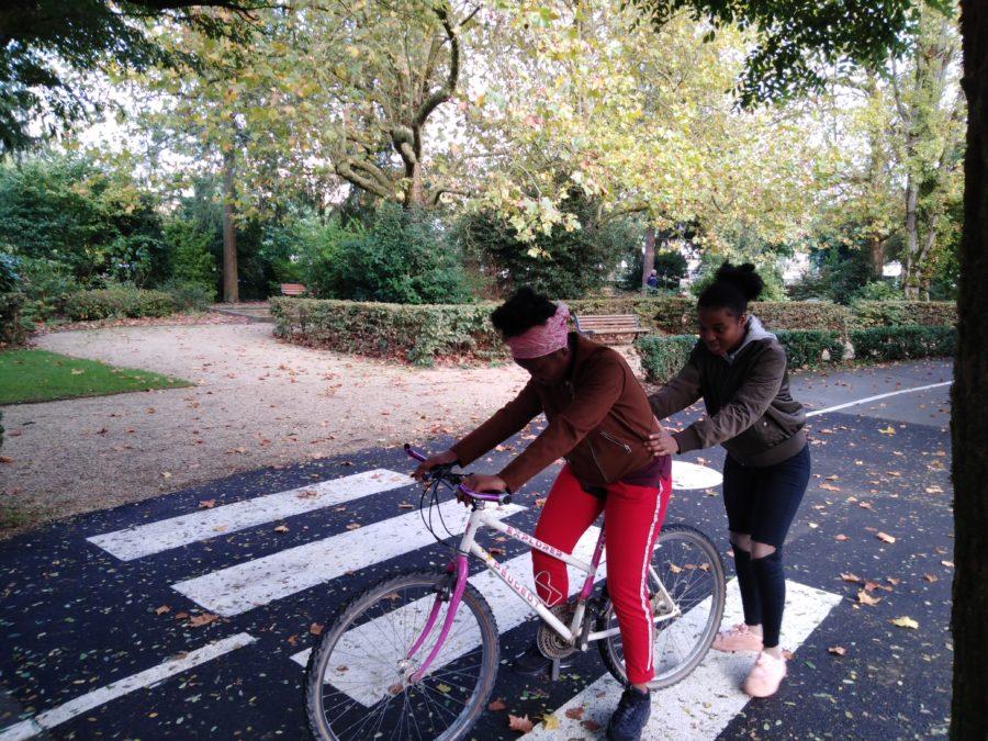 apprentissage vélo