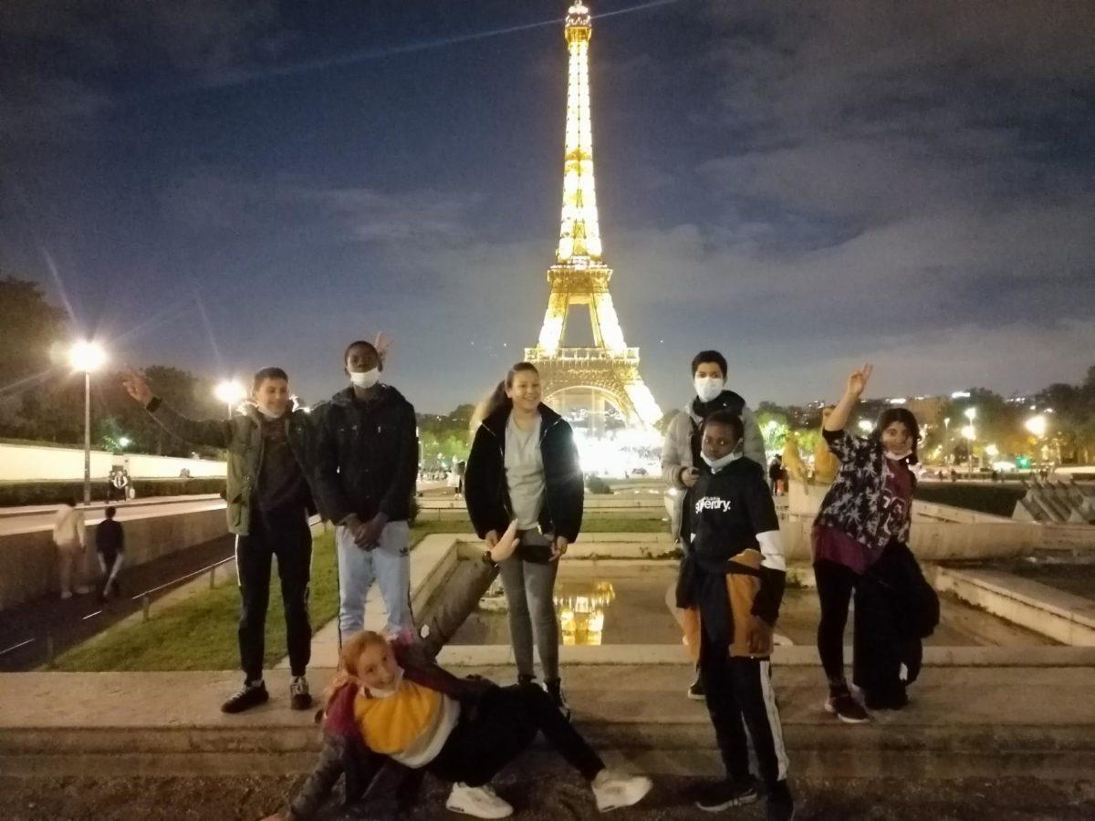 Séjour à Paris !